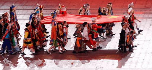 「中国の夢」とは「中国人」という一つの国民になること