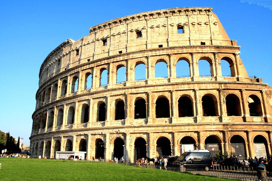 古代ローマの歴史は2000年!人類史の経験の殆どがある