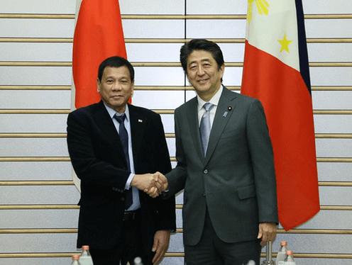 ドゥテルテ大統領は果たして「フィリピンのトランプ」か