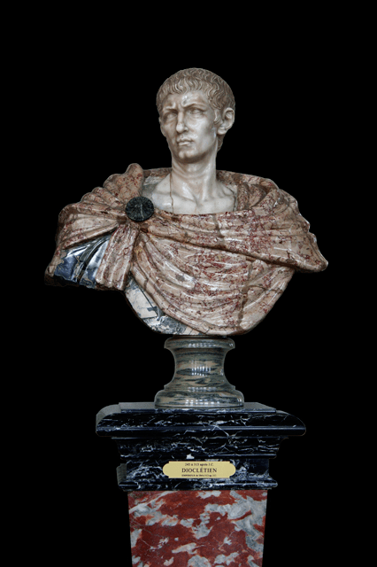 ディオクレティアヌスはローマの「3世紀の危機」を救った