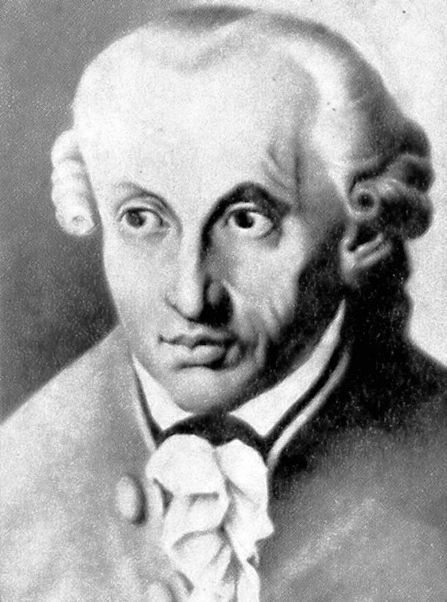 カントは哲学史上飛び抜けて重要な哲学者の1人