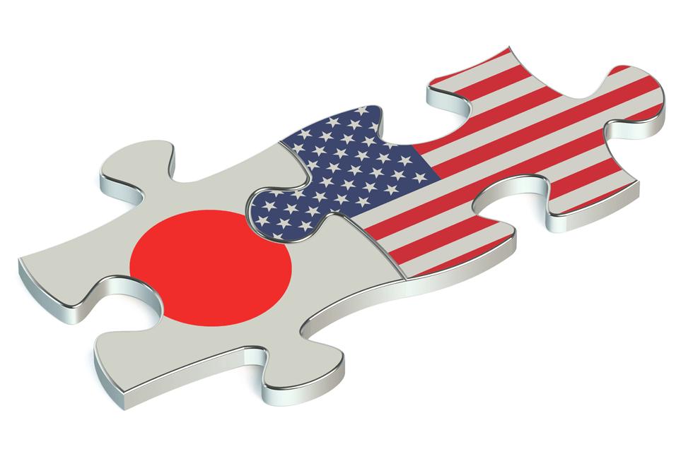 日米は21世紀の世界ルールを守る上で重要なパートナー