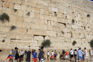六日戦争で聖地「嘆きの壁」を回復したユダヤ民族