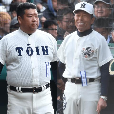 《名監督列伝》チームの強さは人にあり。大阪桐蔭・西谷監督と日大三・小倉監督の人間力