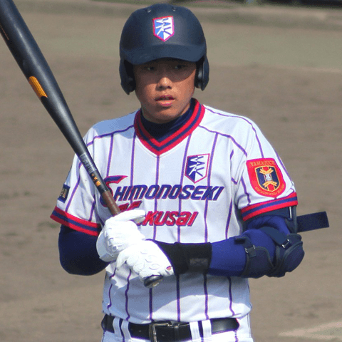 注目野手 鶴田克樹