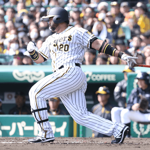 鈴木誠也(広島)は絶好調、ロサリオ(阪神)は……。12球団・4番打者のオープン戦を振り返る!